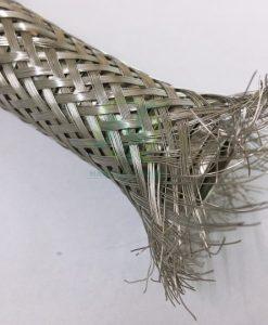 Ống ruột gà inox bọc lưới