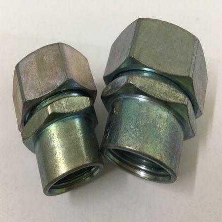 đầu nối ống thép luồn dây điện ren imc