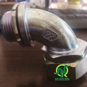 Đầu nối ống mềm kín nước 45 độ Nippon Seam - W-PCA-45