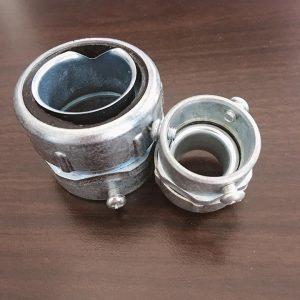 Đầu nối ống mềm kín nước và ống thép trơn EMT b