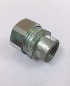 Đầu nối ống ruột gà với ống thép ren IMC