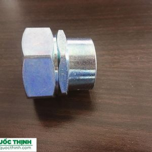 Đầu nối ống ruột gà với ống thép ren IMC Nippon Seam