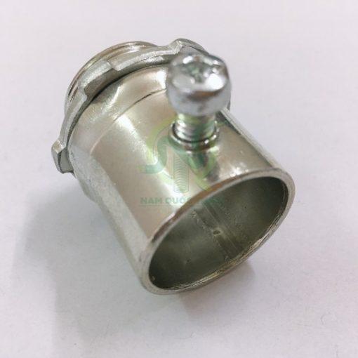 Đầu nối ống thép trơn vào box 1