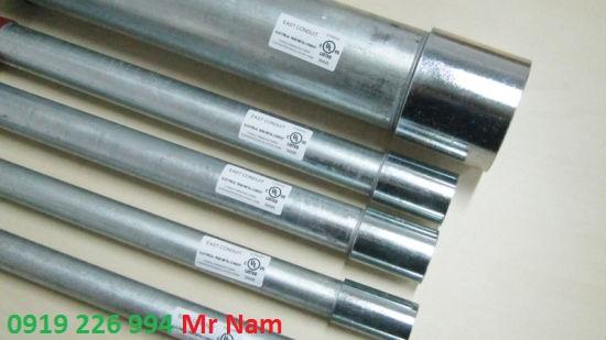 Ống Thép Luồn Dây Điện Ren IMC Smartube