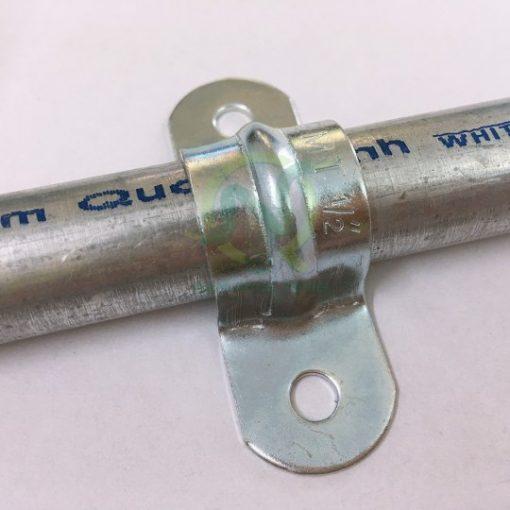 Kẹp ống thép khống đế trơn