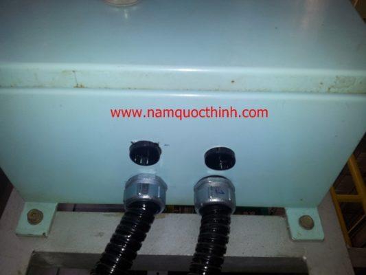 Đầu nối ống ruột gà thép kín nước vào hộp box