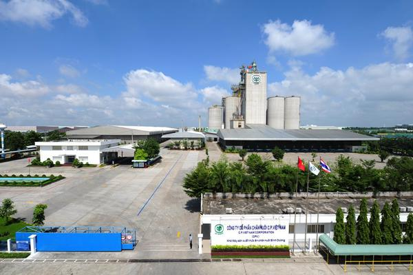 Nhà máy Tinafoods sử dụng ống Blue Eagle