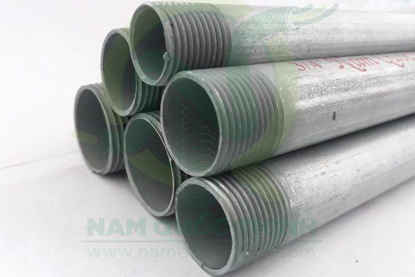 các loại ống thép luồn dây điện Nam Quốc Thịnh