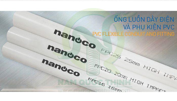 Ống luồn dây điện nhựa PVC cap cấp