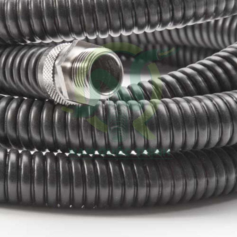 ống ruột gà lõi thép bọc nhựa