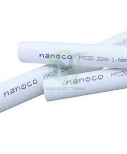 Báo giá Ống Luồn Dây Điện PVC Nano