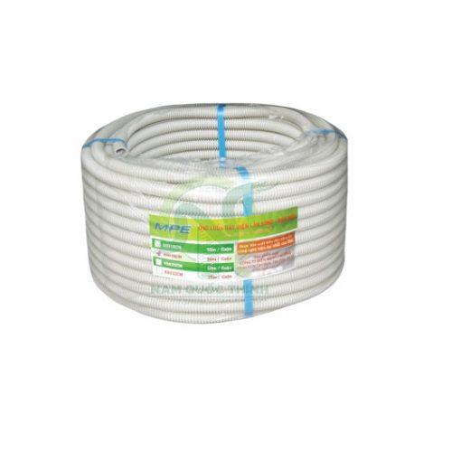Cung cấp Ống Ruột Gà Nhựa PVC MPE